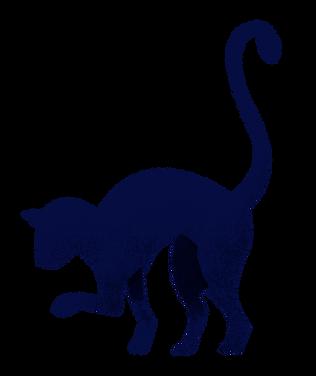 geïllustreerde Cat