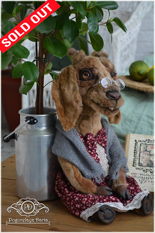 animals, pet, teddy bear , collector, interior, pets, livetoys, ooaktoy, best gifts, exclusive works, art, Goat