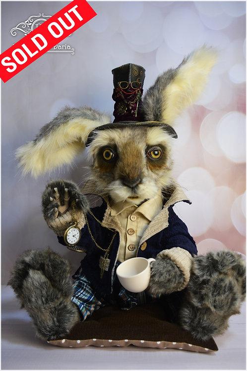March rabbit, rabbit, hare, Alice in Wonderland, live toy