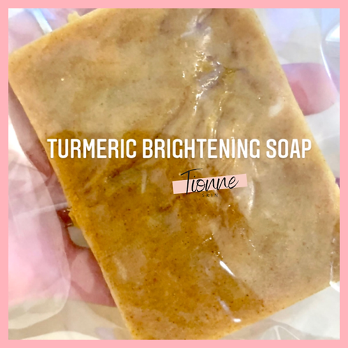Turmeric Brightening Soap