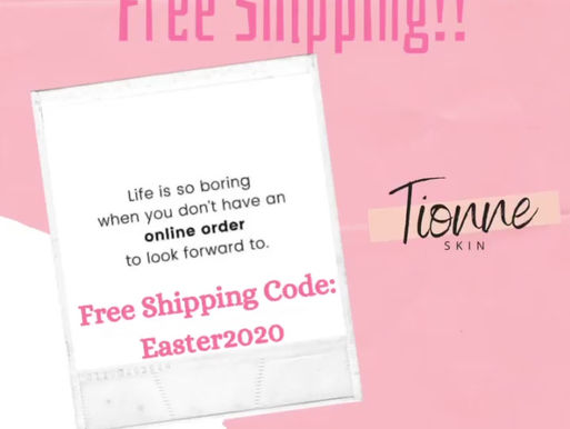 Who doesn't love free shipping?!!