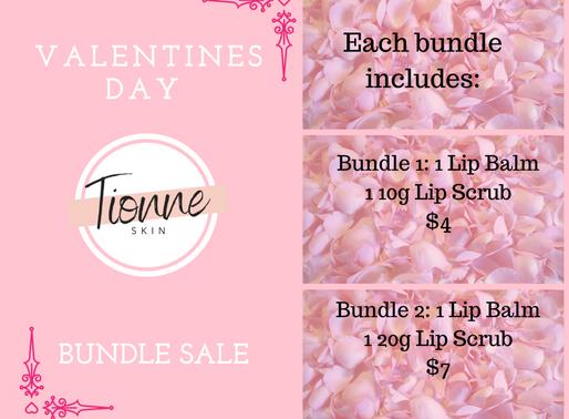 Valentine's Day Bundle Sale