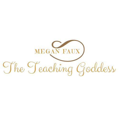 Megan Faux  The Teaching Goddess Logo
