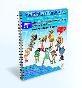 Multiplication Nation Teacher's Guide