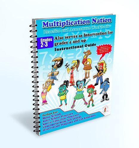 Multiplication Nation Teacher's Guide