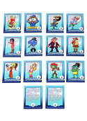 Multiplication Nation Trading Cards