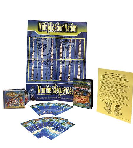 Multiplication Nation Silver