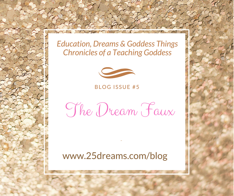Education Dream and Goddess Things Blog