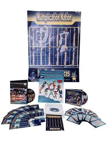 Multiplication Nation Complete Kit