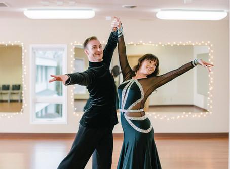 How I Became a Ballroom Dance Teacher