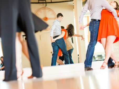 4 Benefits to Ballroom Dancing