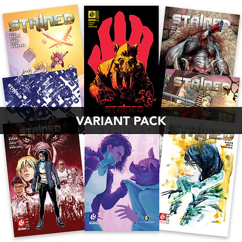 Stained Variant Pack
