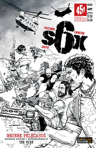 S6X Variant Issue #1