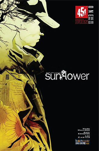 Sunflower Variant Issue #1