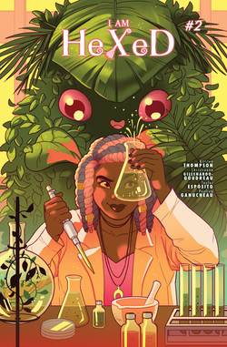 Issue #2 Main Cover