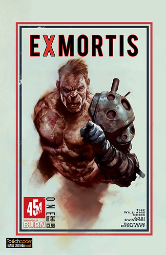 Exmortis Variant Issue #1