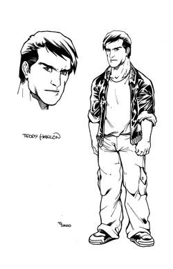 Teddy Hanlon