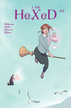 Issue #3 Main Cover