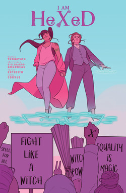 Issue #1 Main Cover