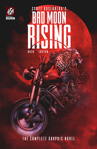 Bad Moon Rising TPB