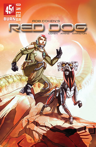 Red Dog Issue #1