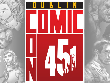 451 Attends Dublin Comic Con