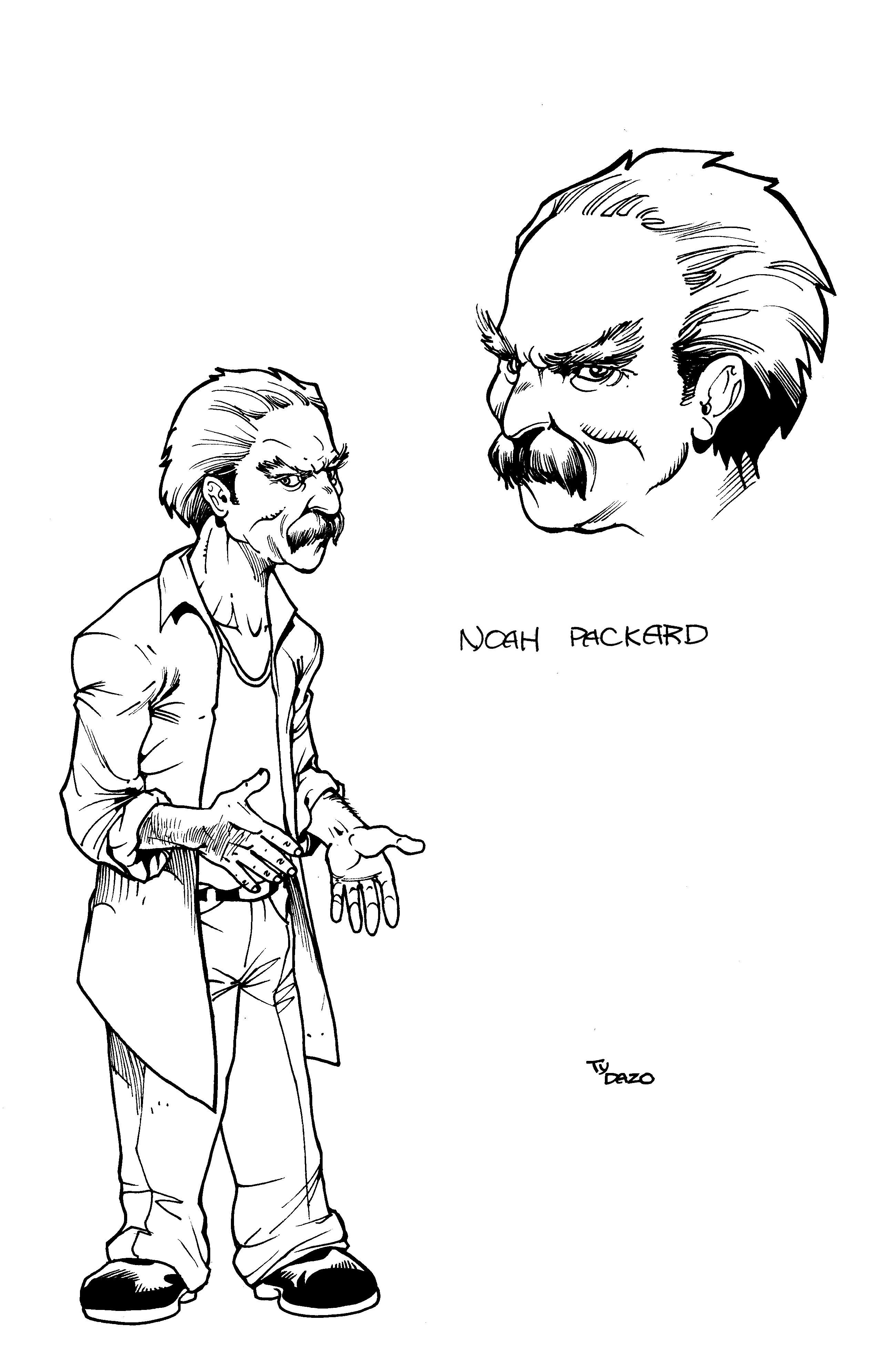 Noah Packard