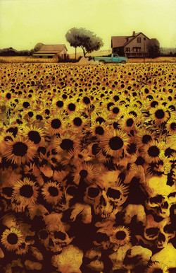 Sunflower Cover 3