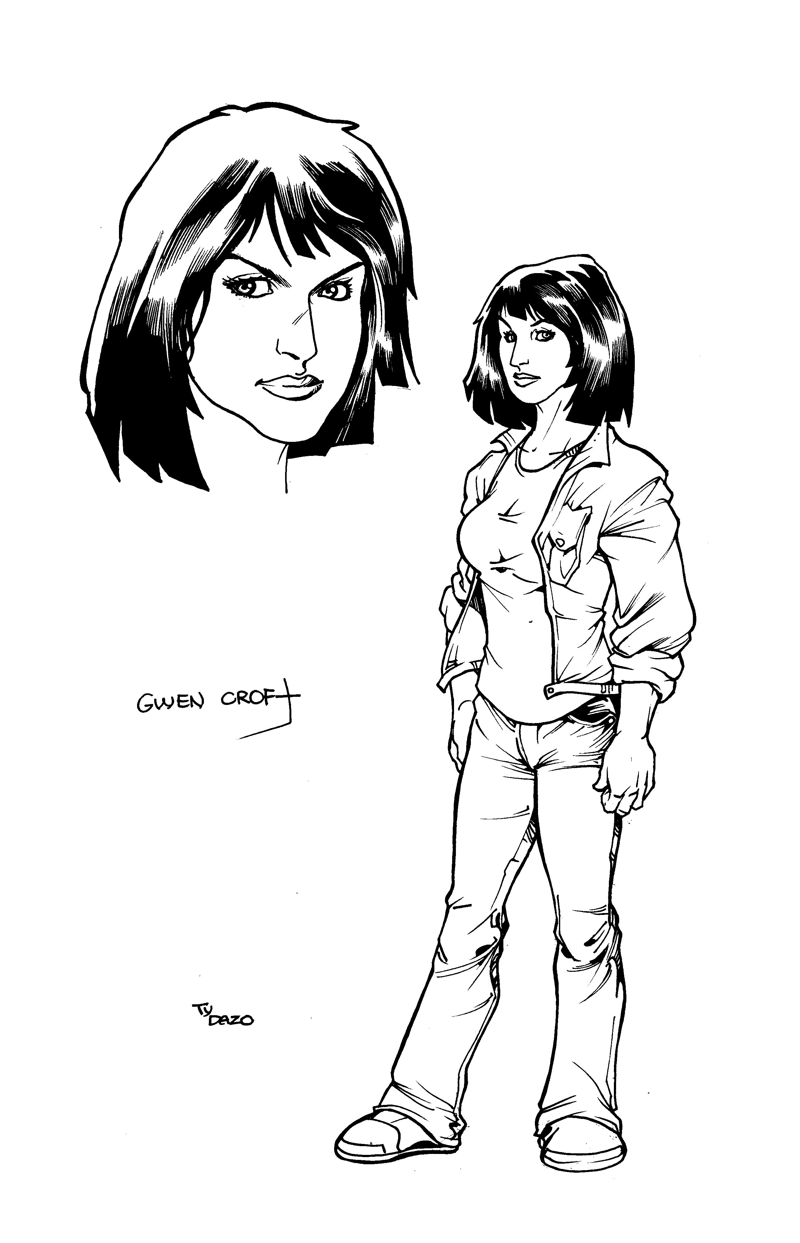 Gwen Croft