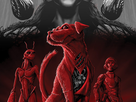 Red Dog #4 - The Search Continues