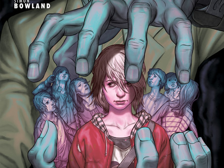 Stained #3, out now at your local comic shop