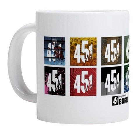 451 All Titles Mug