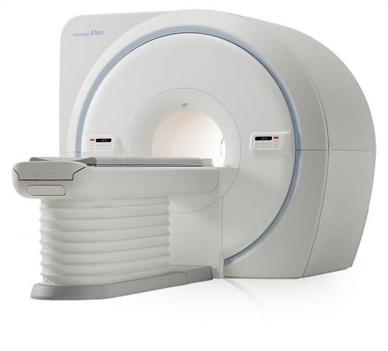 MRI - Vantage Elan 1.5T (Canon)