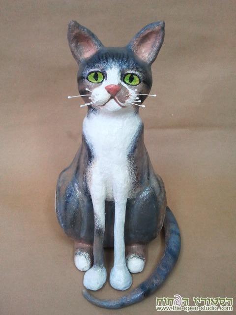 החתול של קרן