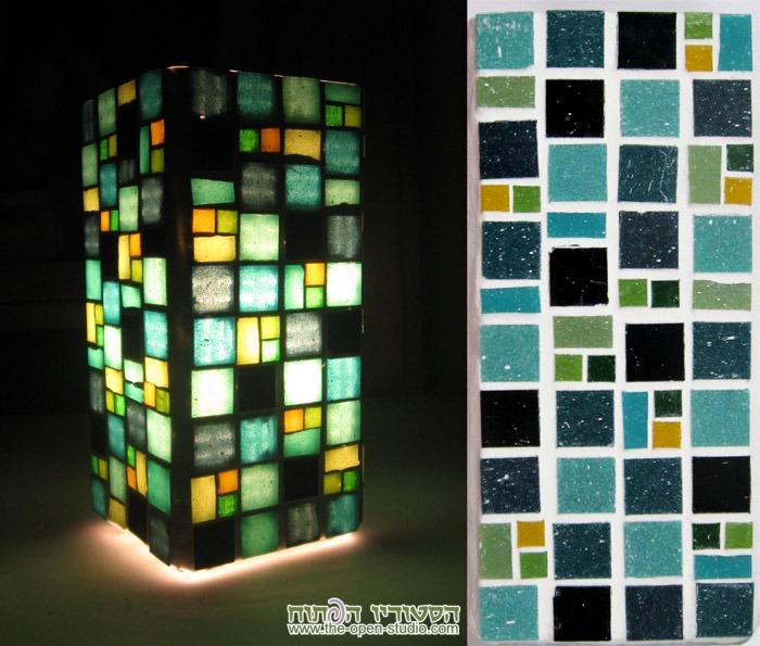 מנורת שולחן - אווירה