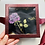 Thumbnail: PINK ROSE SILK MASK WITH A CHAIN