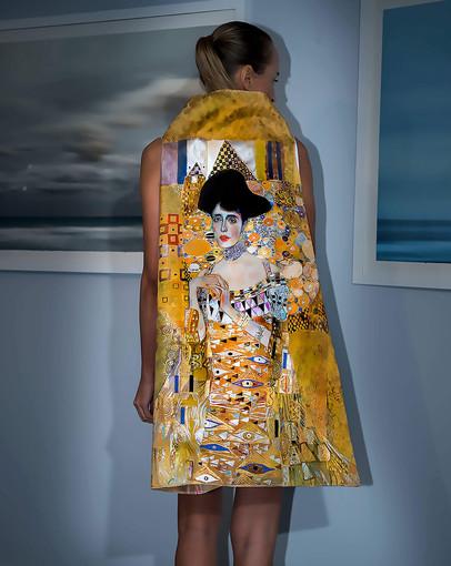 "Copy of Gustav Klimt ""Adele Bloch Bauer"""
