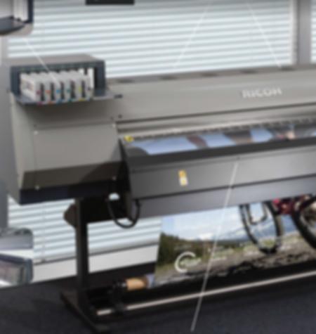 Латексов принтер Ricoh pro L4100