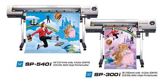 Печатащо-режещи принтер Roland Versa Camm SP
