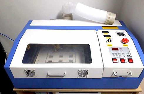 NIKA 2030 D лазерен гравир CO2