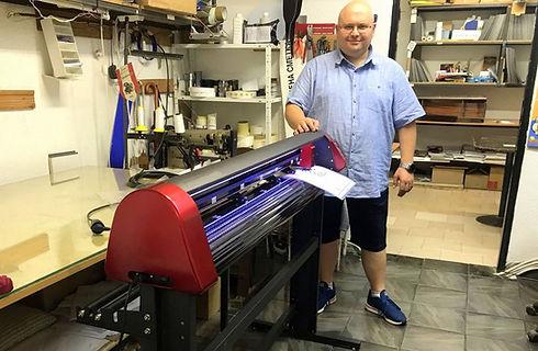 Печатница Полиграф от Разград