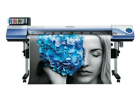 Режещо-печатащи принтери Roland Versa Camm VS
