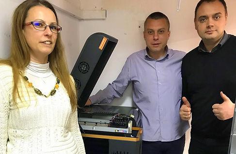 ARTIS 2100U УВ Принтер за кейсчета, UV printer, Itainea