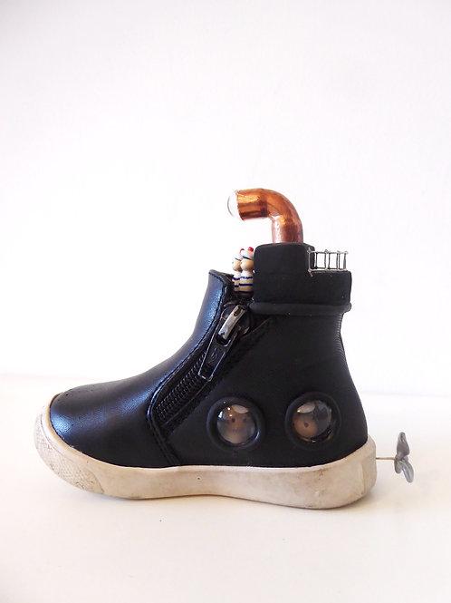 Petite Chaussure devenue Sous Marin