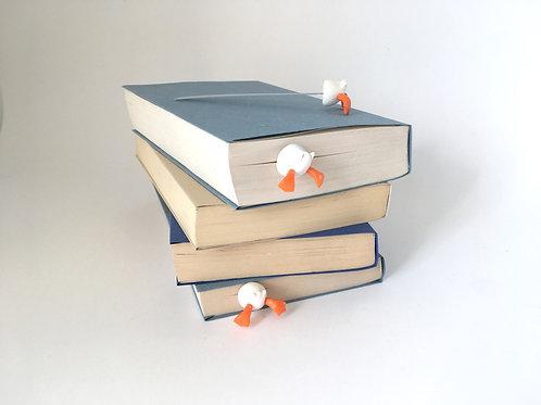 Marque-Pages Petites fesses de Canard