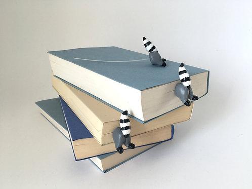 Marque-Pages  Petites fesses de Raton Laveur