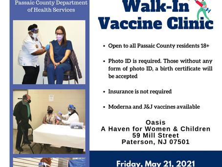 Walk-In Vaccines