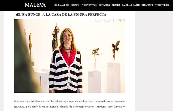 Prensa Elisa Bunge