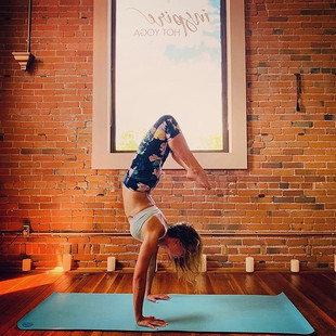 YOGA IS A CELIBRATION OF LIFE