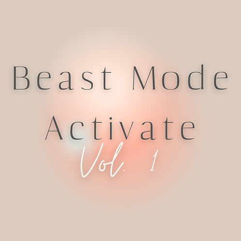 Beast Mode Activate Vol.1 (Evolve By KMO